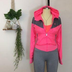 Nike Hot Pink Winter Breaker